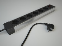power strip 3d model