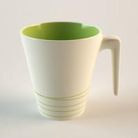 Ikea Hurrig Mug
