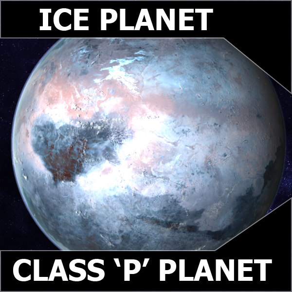 max ice planet earth class