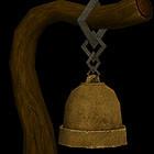 old bell 3d obj