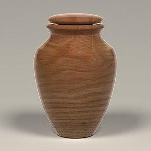 funeral urn fbx