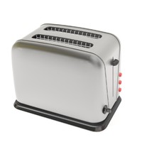 toaster rendering obj
