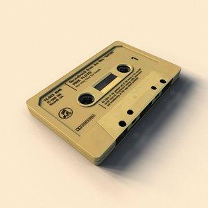 obj cassette