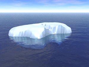 3ds ice iceberg