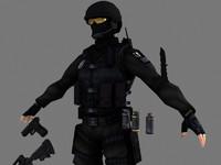 SWAT Intruder - FULL Package