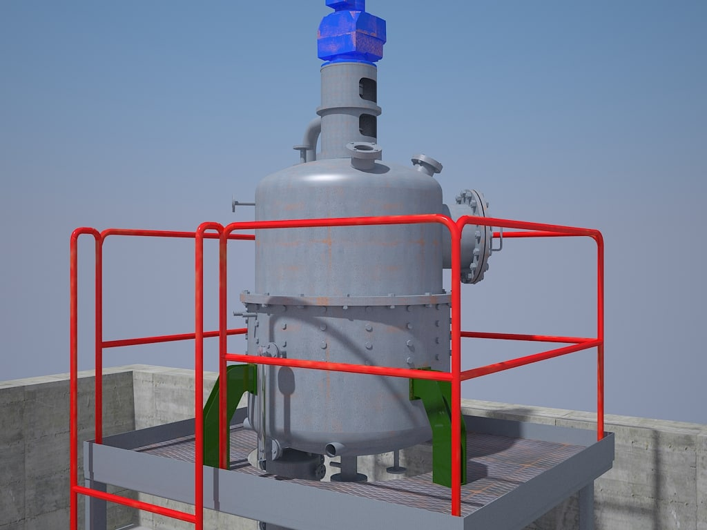 3ds chemical plants
