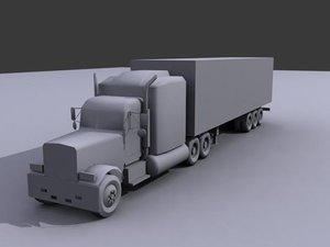 truck 3d w3d