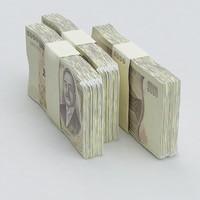 5000 yen 3d model