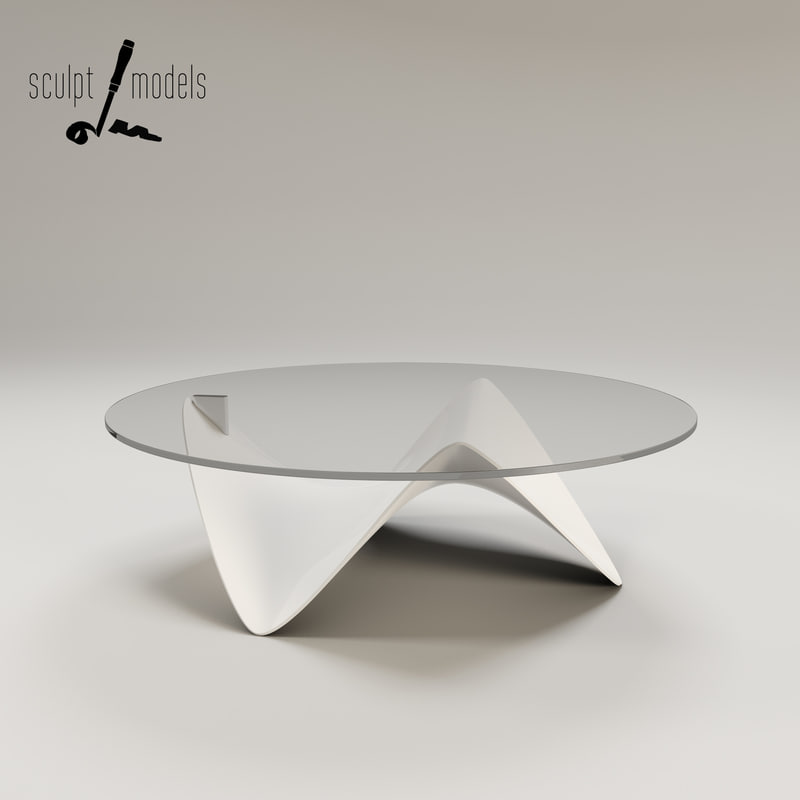max 1112 stingray coffee table