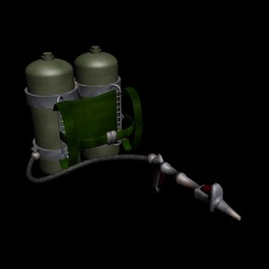 m2a1-7 flamethrower max free