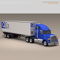 Us freight truck