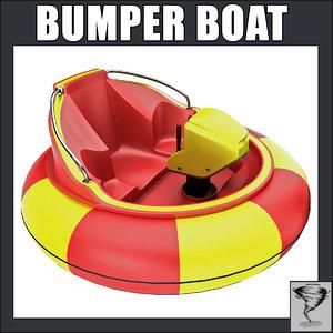 bumper boat max