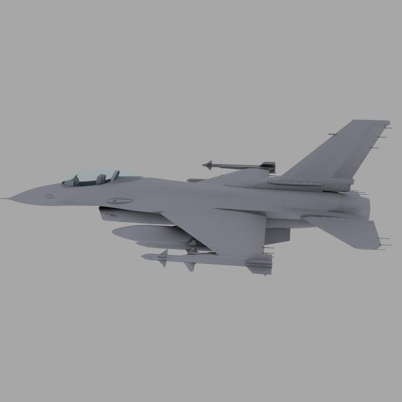max falcon jet f-16