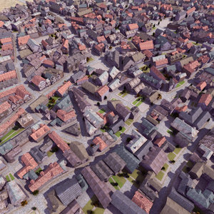 max medieval city towns