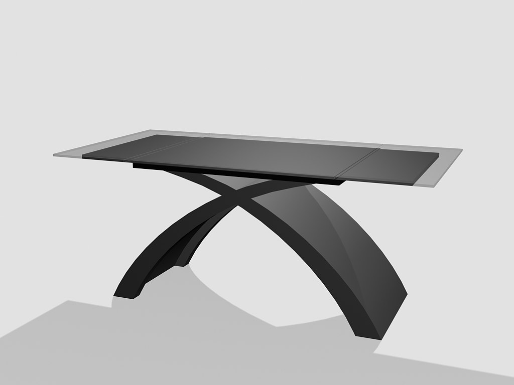 desk table 3d max