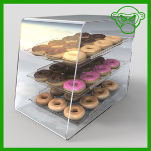 maya doughnut case