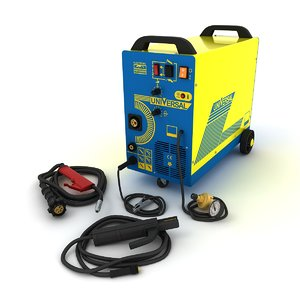 welding device 3d obj