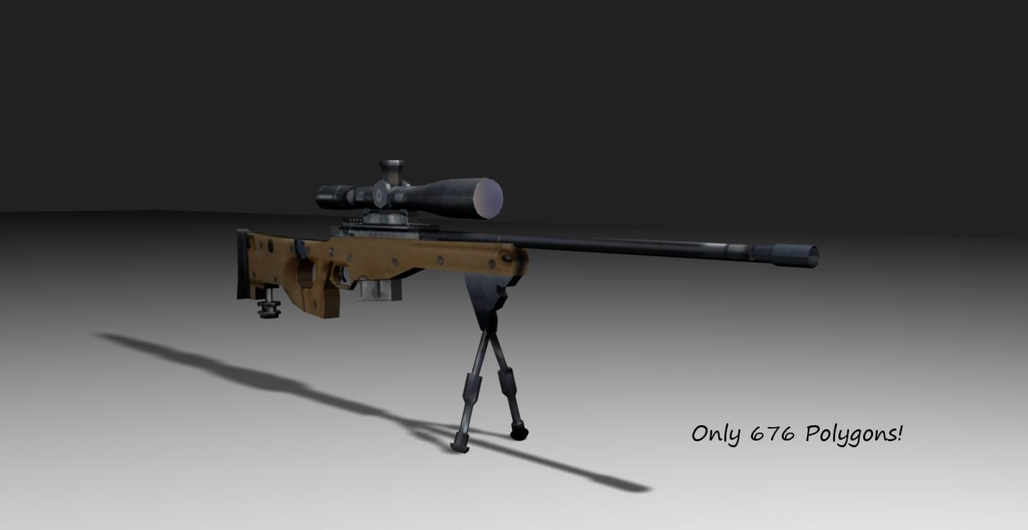 l96 sniper rifle ma