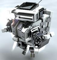 Printer Robot