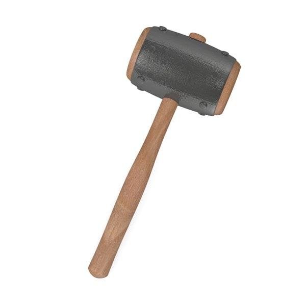 3d Smithy Hammer