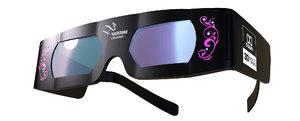 3ds max glasses