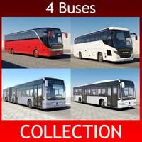 3ds max bus setra 417
