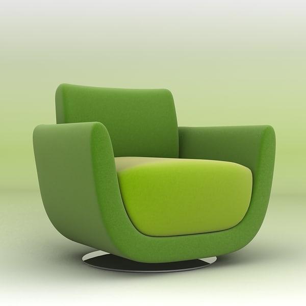 3ds nienkamper carlisle chair