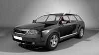 3d 2003 audi allroad model