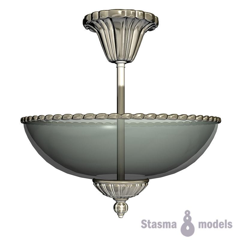 3d riperlamp bahia model