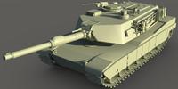MiA2 Abrams tank