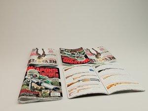 magazine c4d