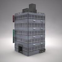 details 3d model
