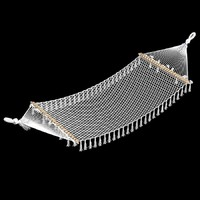 Hammock outdoor wicker swing
