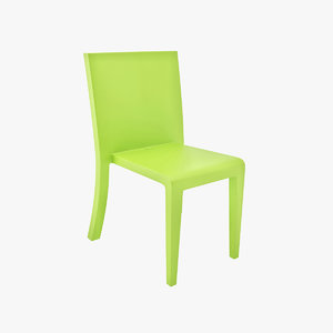 3ds max jut outdoor chair