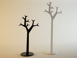 3ds coat stand