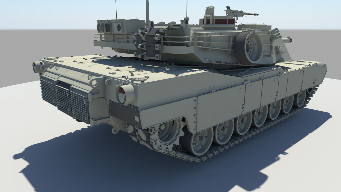 3d model of machine gun