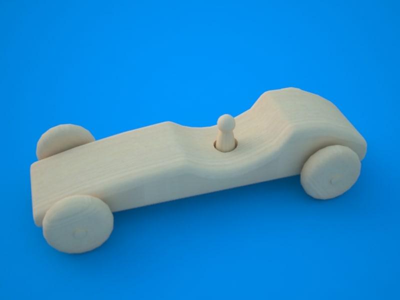 free max model toy car