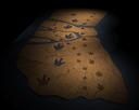 Animal Footprint 3D models