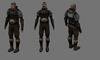 Medieval male 01