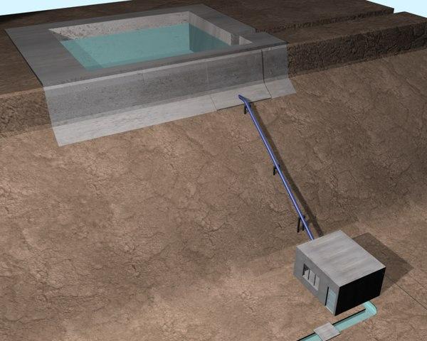 3d lo power generation scheme model