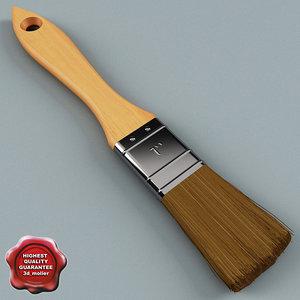 maya paint brush v1