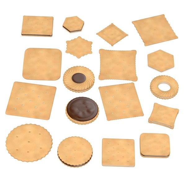 biscuits crackers 3ds