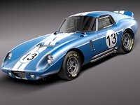 Shelby Daytona Cobra Coupe 1964