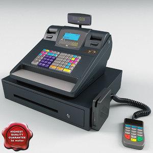 3d cash register v3