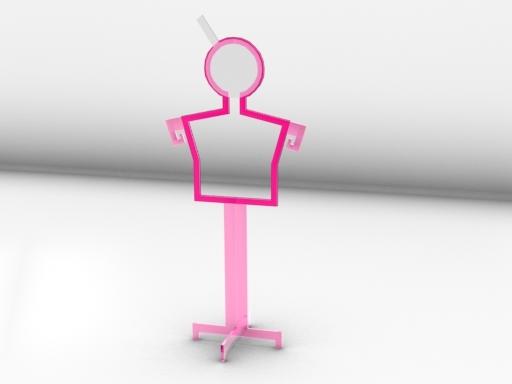 lightwave coat stand