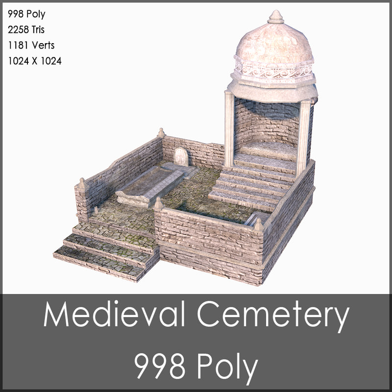 medieval cemetery max