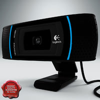 3ds max webcam logitech c910