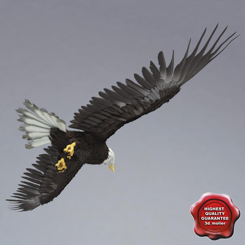 bald eagle pose 5 max