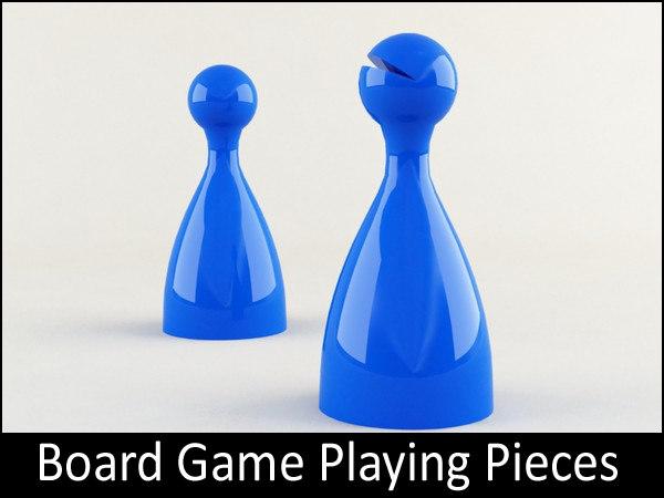 3d figures materials model