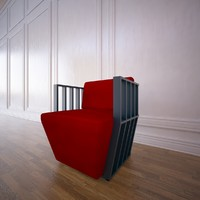 max scratch chair